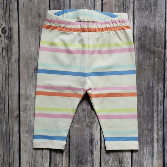 Gap Bottoms Baby Baby Girls Print Capri Leggings Poshmark